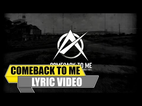 Aoi - Comeback To Me (Feat. Sonafmey) [Official Lyric Video]