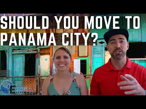 Living in PANAMA CITY: How to Move There, Cost of Living, and Job Options (2020) | Expats Everywhere