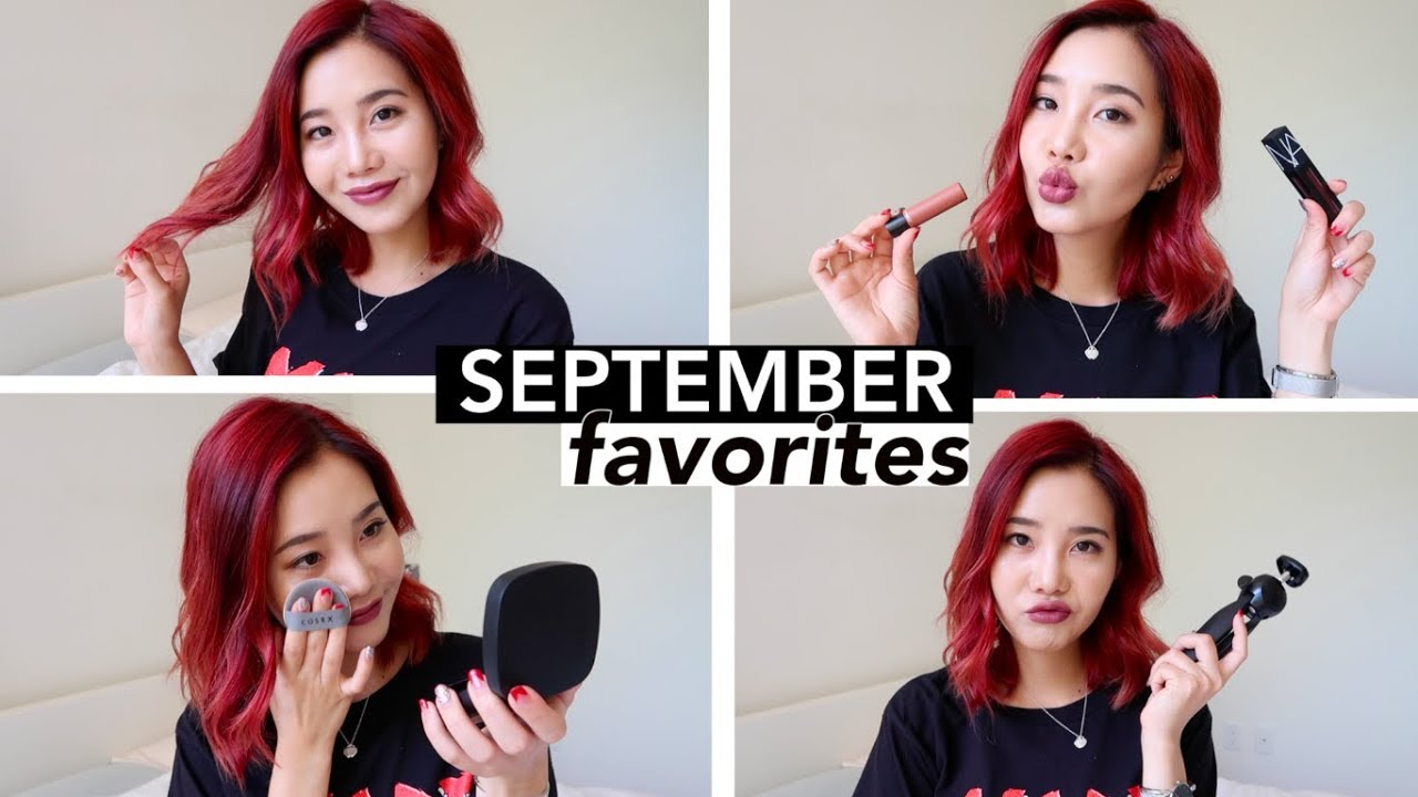 September Favorites 2017 Aka Best Month Ever