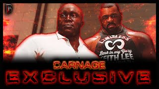 """""""You Got A Problem With Me Now!"""" - Keith Lee & Lashley continues their fight! (WWE 2K Universe Mode)"""