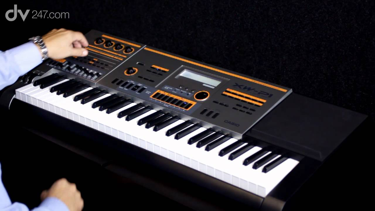Casio Xw P1 Review : casio xw p1 synthesizer youtube ~ Hamham.info Haus und Dekorationen