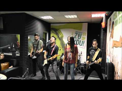 Antonia si Vunk - Marionette (Live in Morning ZU)