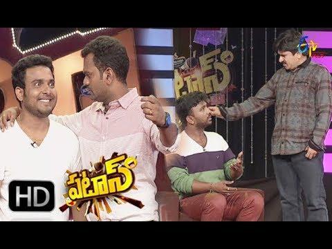 Patas | 8th September 2017 | Adire Abhi | Rocket Raghava | Full Episode 552 | ETV Plus