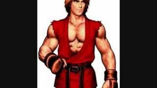 Street Fighter Tribute Album Theme Of Ken