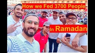 Hilti Feeding Labor Camps in Dubai