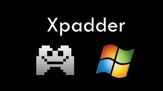 Xpadder - Sa manette sur PC