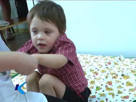 12 05 17  Дневной стационар для реабилитации детей с неврологической патологией