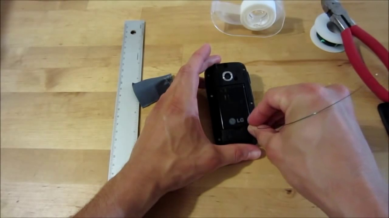 Diy Cell Phone Antenna In 3 Minutes - Clublifeglobal com