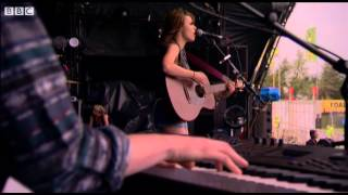 Gabrielle Aplin - Home at T in the Park 2013