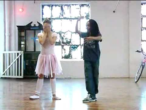 Allie & Qaasim  Dance Off