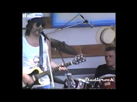 Irwin Goodman -Rentun Ruusu Truckers Festival 1988