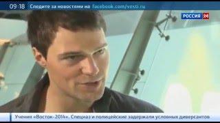 Данила Козловский о съемках  фильма Экипаж
