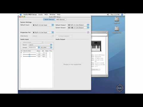 Apple Logic Pro 8 Ch 2 Audio/Midi Setup and Hard Disk Utilities