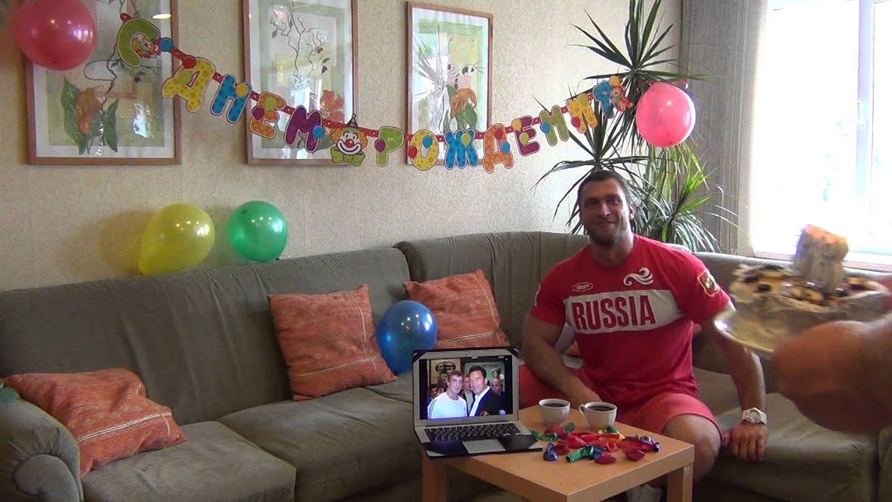 Dmitry Klokov & Dmitry Lapikov Special for Arnold ...