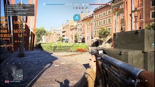 Battlefield V (Open Beta) - Max Settings (DX12 & DX11) - GTX 1060 6GB | i5 7500 [1080p]