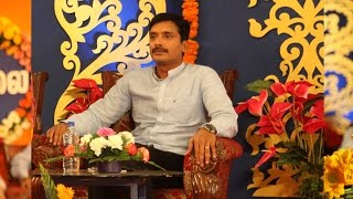 Kalyanamalai | EPISODE 795 | Mr  Sujith Kumar | Speech