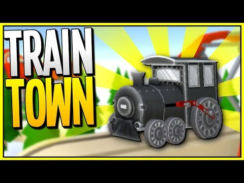 BUILDING THE BEST TRAIN TOWN IN VIRTUAL REALITY - TrainerVR Gameplay - VR HTC Vive