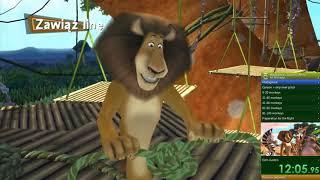 """[WR] """"Madagascar: Escape 2 Africa"""" all monkeys% in 1:42:45"""