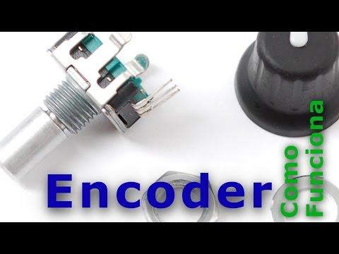 Como Funciona o Encoder