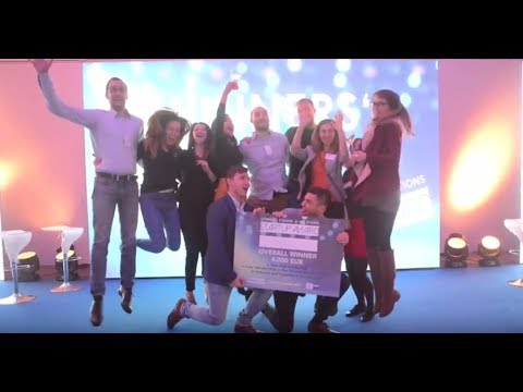 """It's done! Spanish startup Bioo is the overall winner of """"Connect Visions to Solutions"""""""