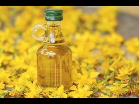 Sarı Kantaron Yağının Kullanımı Ve Faydaları Youtube