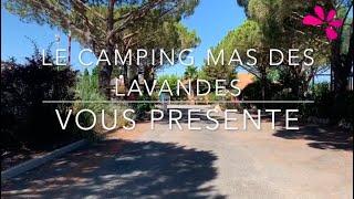 Présentation du STAFF 2020 du camping Mas des Lavandes