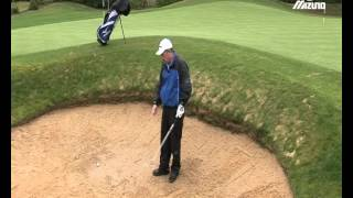 Golf Wind and Rain Lessons 18   Wet Sand
