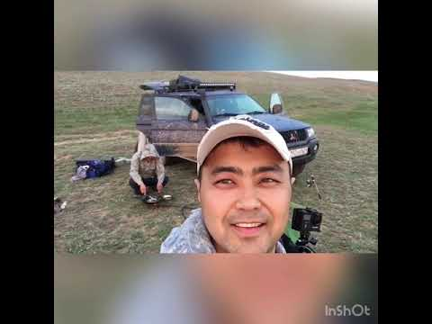 Рыбалка в Карагандинской области. Река Кон 2019.