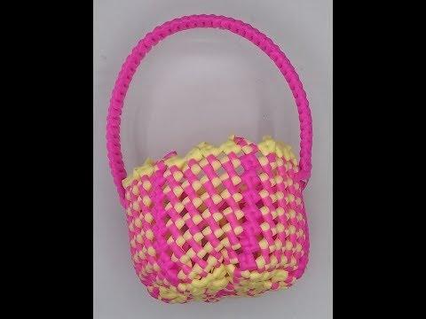 Mini pooja wire bag PART 1