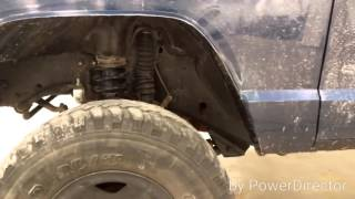 How to trim your Jeep Cherokee fenders