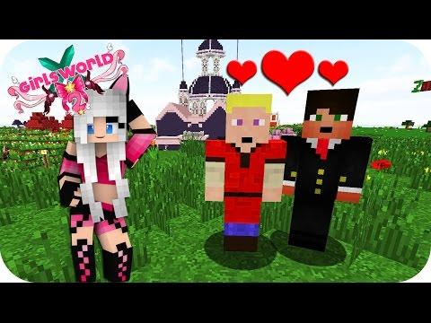 ENCUENTRO A TYRONE Y ME DA UNA SORPRESA!! - Girl's World 2 Minecraft Ep 23
