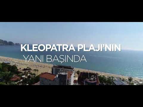 Alaiye Kleopatra Hotel & Apart - Alanya, Antalya | MNG Turizm