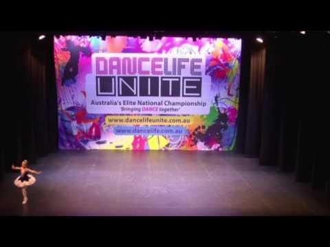 Lilah Harding  ballet Dance Life Unite Hobart