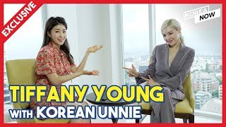[Exclusive Interview] Tiffany Young Talks Magnetic Moon, Girl's Generation & Dreams