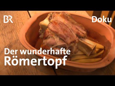 Kochen Im Römertopf - Einfache Und Leckere Rezepte Aus Dem Ofen | Freizeit | BR