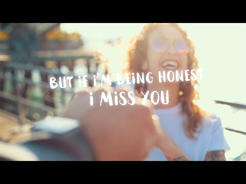 """Anna Clendening - """"If I'm Being Honest"""" (Official Lyric Video)"""