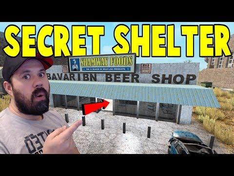 Hidden Secret Entrance | CBMod | 7 Days To Die Alpha 16 Let's Play Gameplay PC | E06