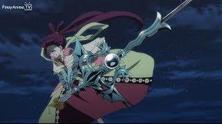 Magi (マギ) - Kougyoku vs Ugo [720p HD]