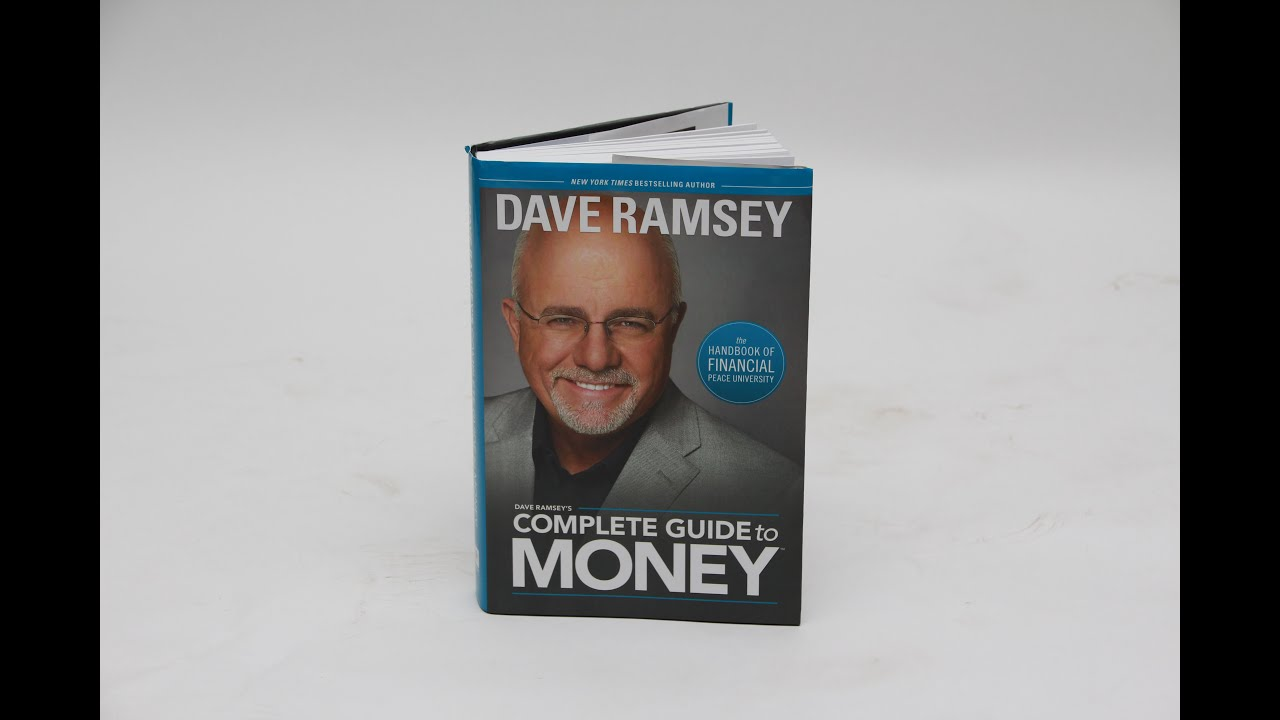 complete guide to money book review dave ramsey youtube rh youtube com dave ramsey complete guide to money audiobook Dave Ramsey Books