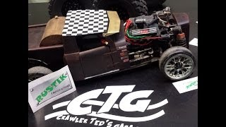 Crawler Teds Garage - Rat Rod Sprint 2 in the Shop