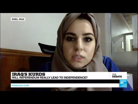Kurdish Referendum: Will it spiral into violence?