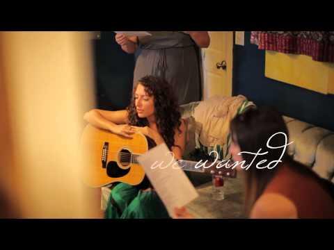 """Rosi Golan """"Got What We Wanted"""" - (Lyric Video)"""