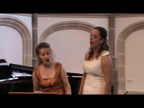 """G.Rossini """"La Pesca"""" - Nadja Knop & Katja Becker"""