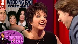 Liza Minnelli Never Wanted Marriage Again | Friday Night With Jonathan Ross