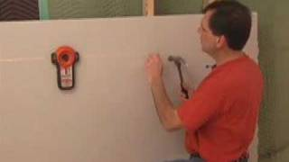 HOW TO GET THE MOST FROM YOUR STUD FINDER , LASER LEVEL  (CC)