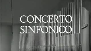 Weissenberg plays Rachmaninov Concerto No. 3 / 1969