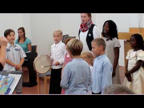 Volltreffer - Kinderchorkonzert in Warnemünde