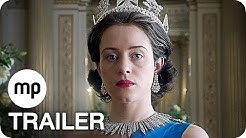 THE CROWN Staffel 1 TRAILER German Deutsch (2016) Netflix Serie