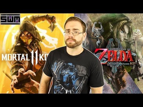 What Is Going On With Mortal Kombat On Switch? And Nvidia Starts Remastering Wii Games | News Wave