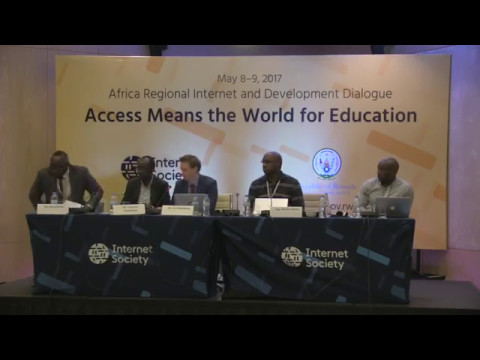 Africa RIDD 2017 - 09 Current successes on Internet Economy in Africa
